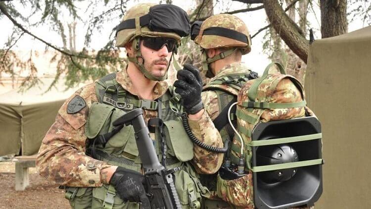 Operativo del 28° reggimento Comunicazioni Operative