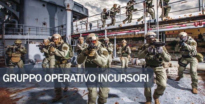 goi marina militare gruppo operativo incursori